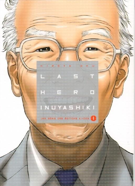 Couverture de Last Hero Inuyashiki -1- Vol. 1