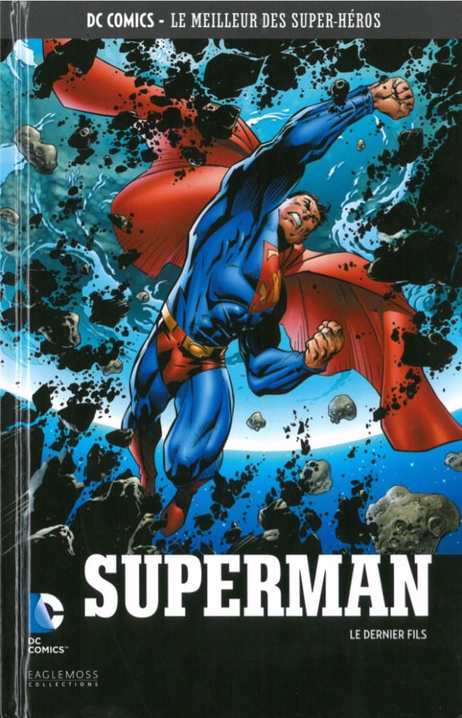 Couverture de DC Comics - Le Meilleur des Super-Héros -3- Superman - Le Dernier Fils
