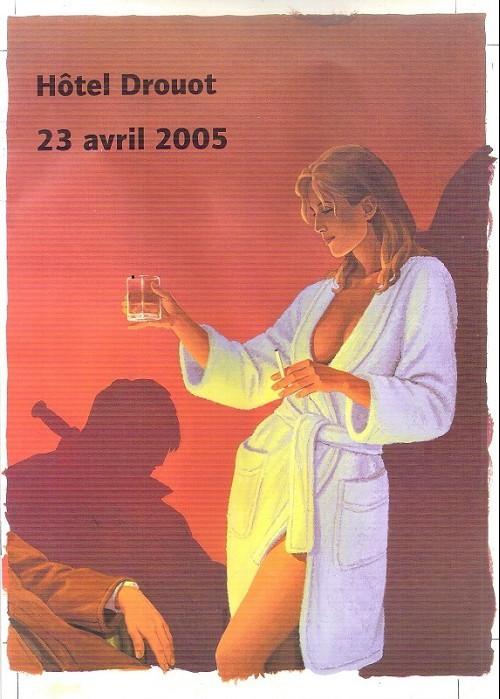 Couverture de (Catalogues) Ventes aux enchères - Divers - Brissonneau & Daguerre - samedi 23 avril 2005 - Paris hôtel Drouot