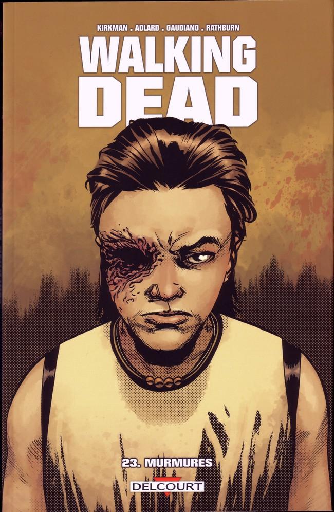 Couverture de Walking Dead -23- Murmures