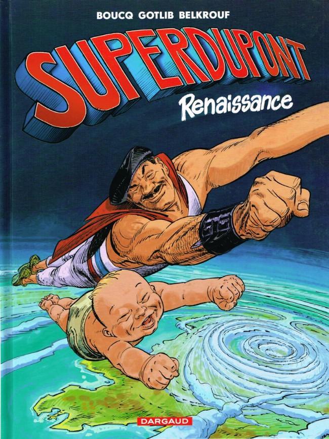 Couverture de SuperDupont -81- Renaissance