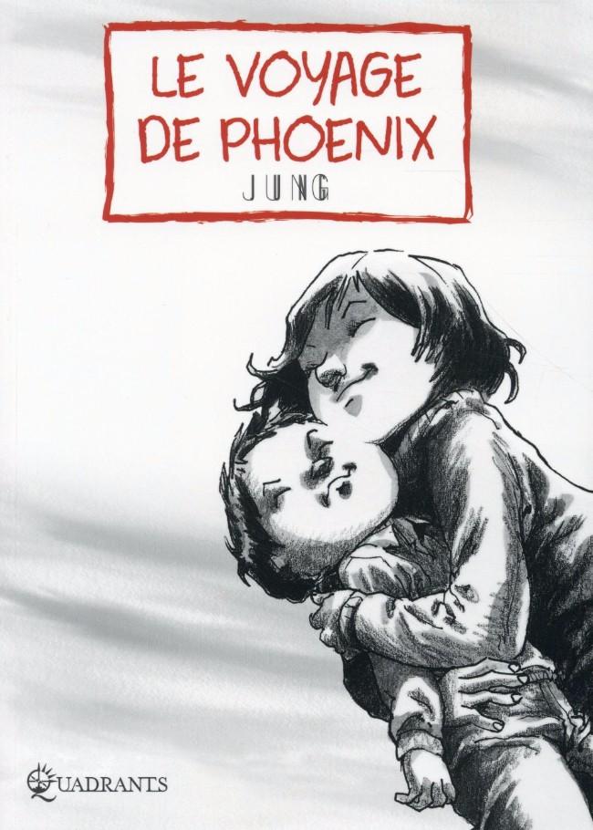 Couverture de Le voyage de Phoenix - Le Voyage de Phoenix