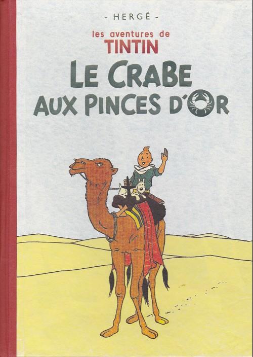 Couverture de Tintin - Divers - Le crabe aux pinces d'or - Fête du timbre