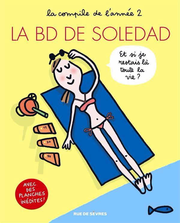 Couverture de La bd de Soledad -2- La compile de l'année 2