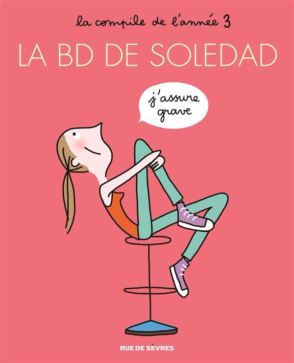 Couverture de La bd de Soledad -3- La compile de l'année 3