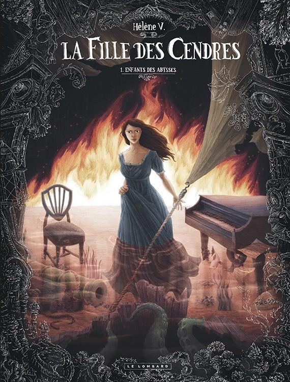 Couverture de La fille des Cendres -1- Enfants des abysses
