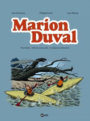 Couverture de Marion Duval -INT6- Tome 6