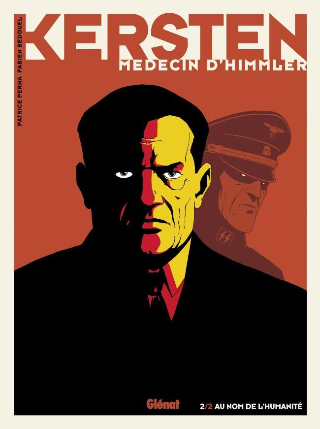 Couverture de Kersten, médecin d'Himmler -2- Au nom de l'humanité