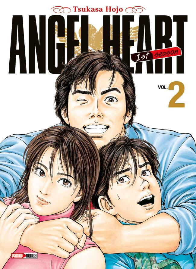 Couverture de Angel Heart - 1st Season -2- Tome 2