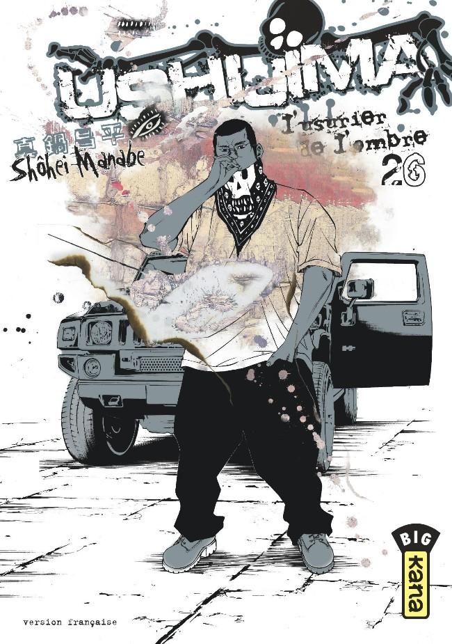 Couverture de Ushijima - L'usurier de l'ombre -26- Tome 26