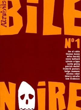 Couverture de Bile noire -1- Octobre 1997
