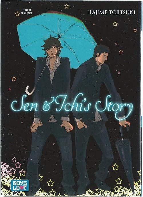 Couverture de Sen & Ichi's Story