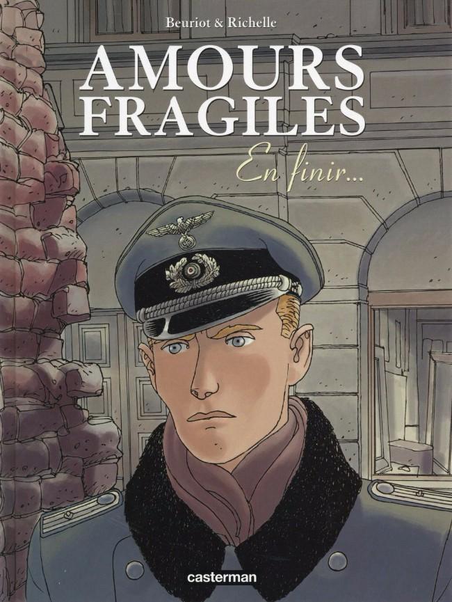Couverture de Amours fragiles -7- En finir...
