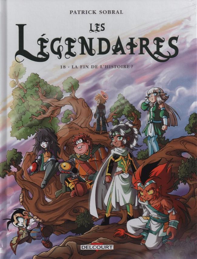 bd les legendaires pdf