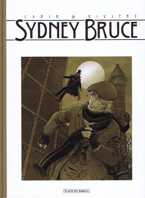 Couverture de Sydney Bruce - Tome INTTL