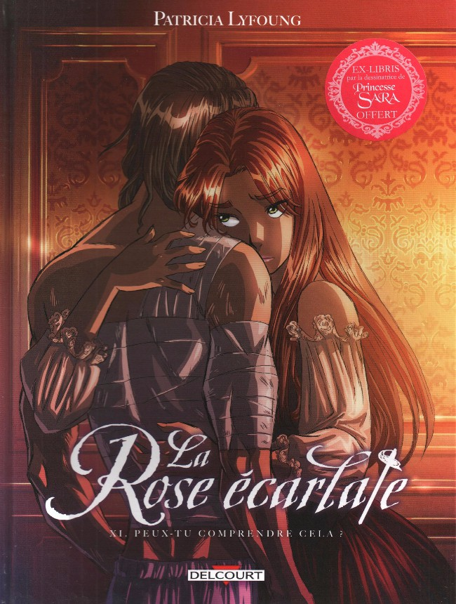 La Rose écarlate Tome 11 CBR