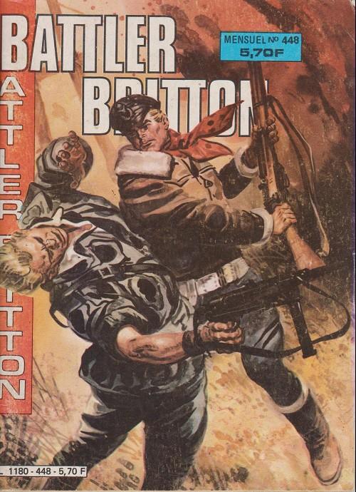 Couverture de Battler Britton (Imperia) -448- Sans contrôle