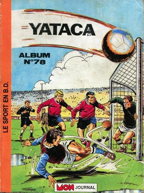 Couverture de Yataca (Fils-du-Soleil) -Rec78- Album N°78 (du n°225 au n°227)