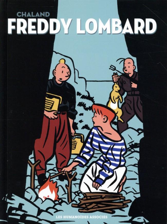 Couverture de Freddy Lombard - Tome INT