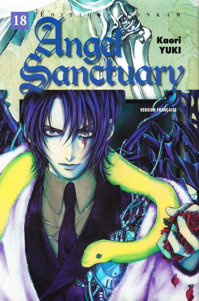 Couverture de Angel Sanctuary -18- Volume 18