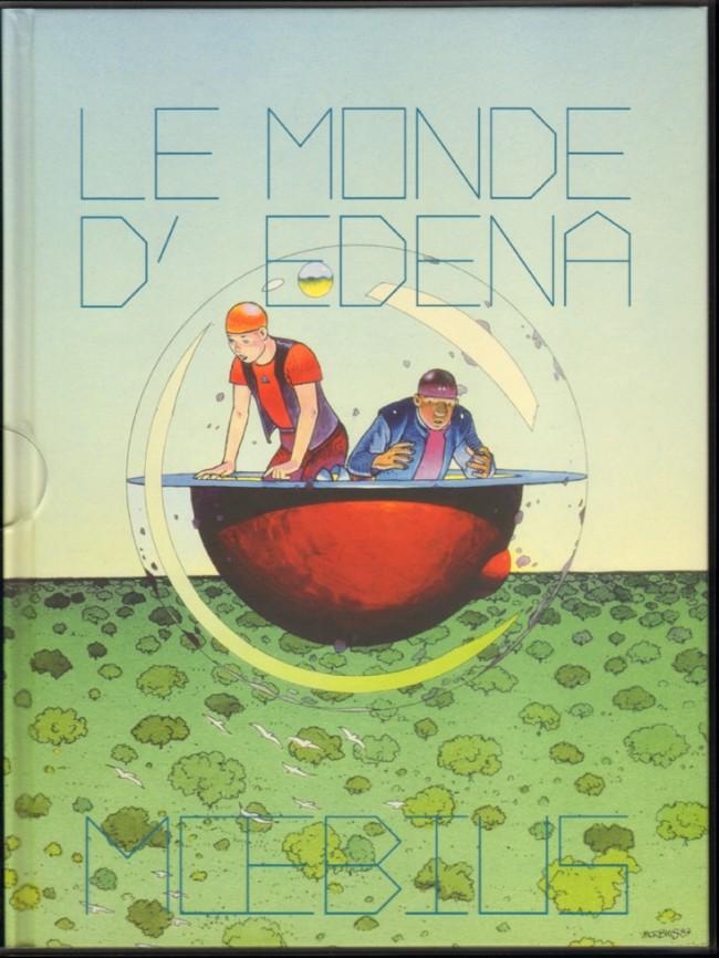 Couverture de Le monde d'Edena -INT- Intégrale