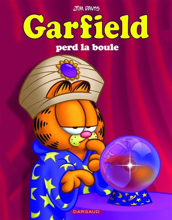 Couverture de Garfield -61- Perd la boule