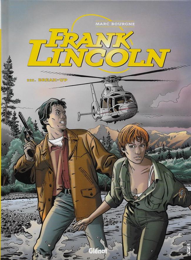 Couverture de Frank Lincoln -3- Break-Up