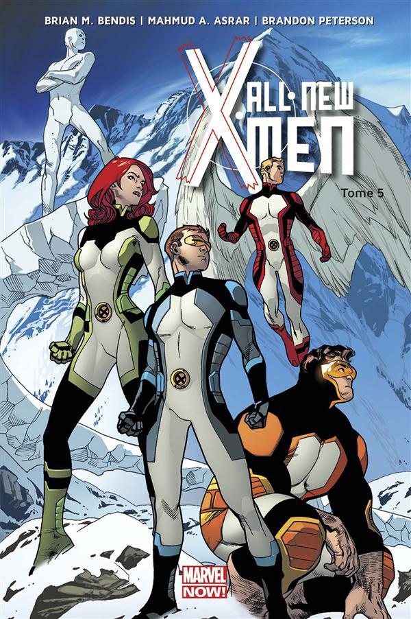 Couverture de All-New X-Men (Marvel Now! - 2014) -5- Déménagement