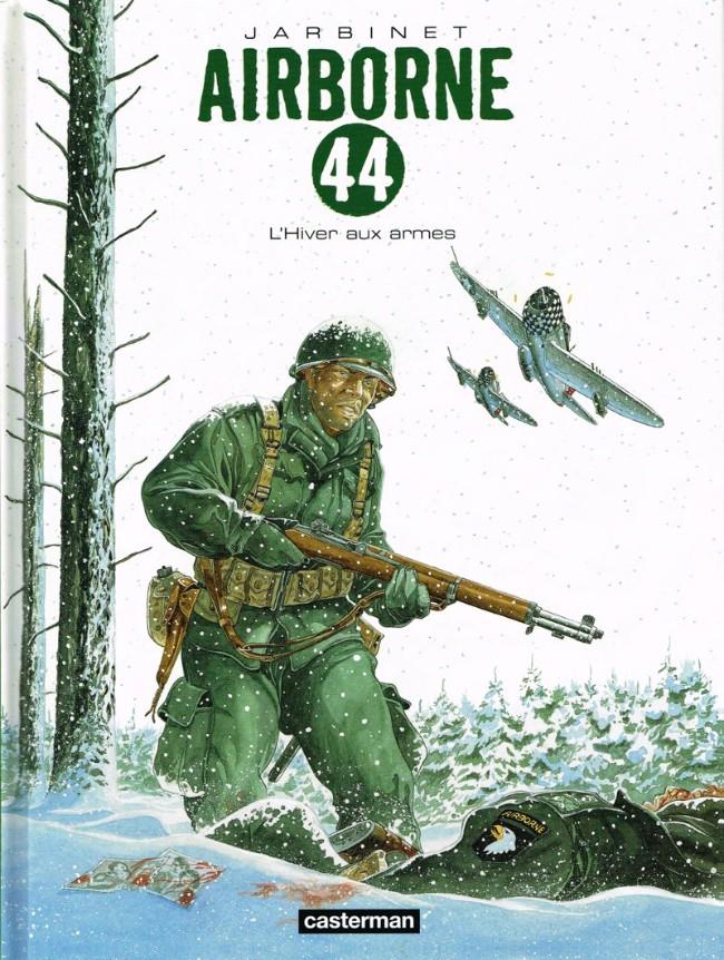 Couverture de Airborne 44 -6- L'Hiver aux armes