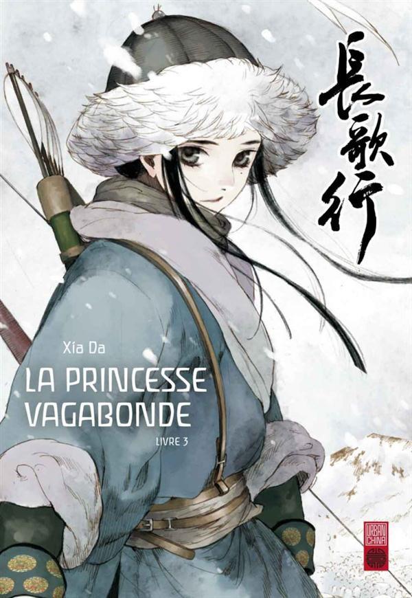 La princesse vagabonde (Tome 3) sur Bookys