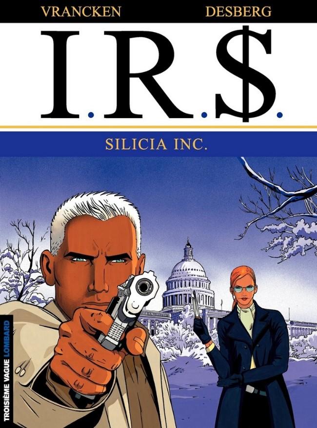 Couverture de I.R.$. puis I.R.$ -5- Silicia Inc.