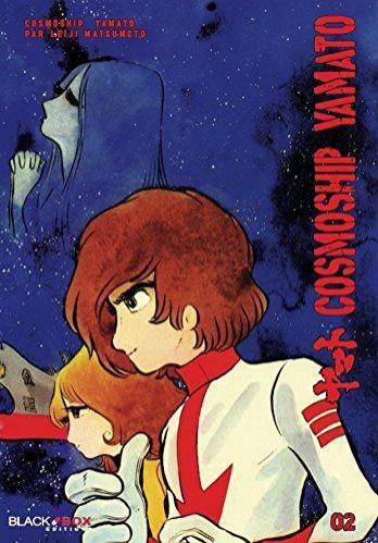 Couverture de Cosmoship Yamato -2- Tome 2