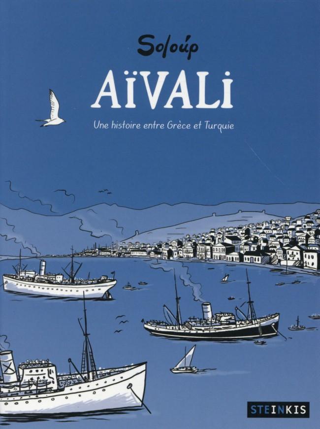 Aïvali One shot PDF