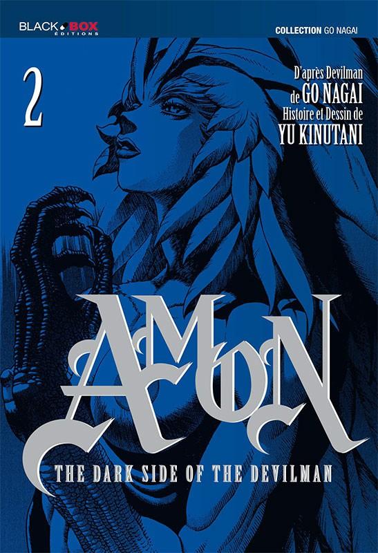 Couverture de Amon - The dark side of the Devilman -2- Tome 2
