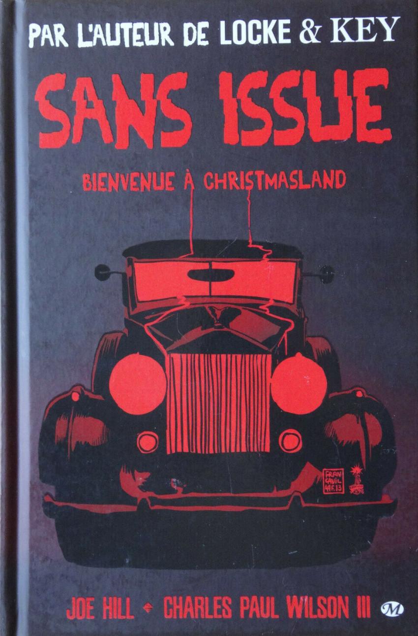 Couverture de Sans issue - Bienvenue à Christmasland - Bienvenue à Christmasland