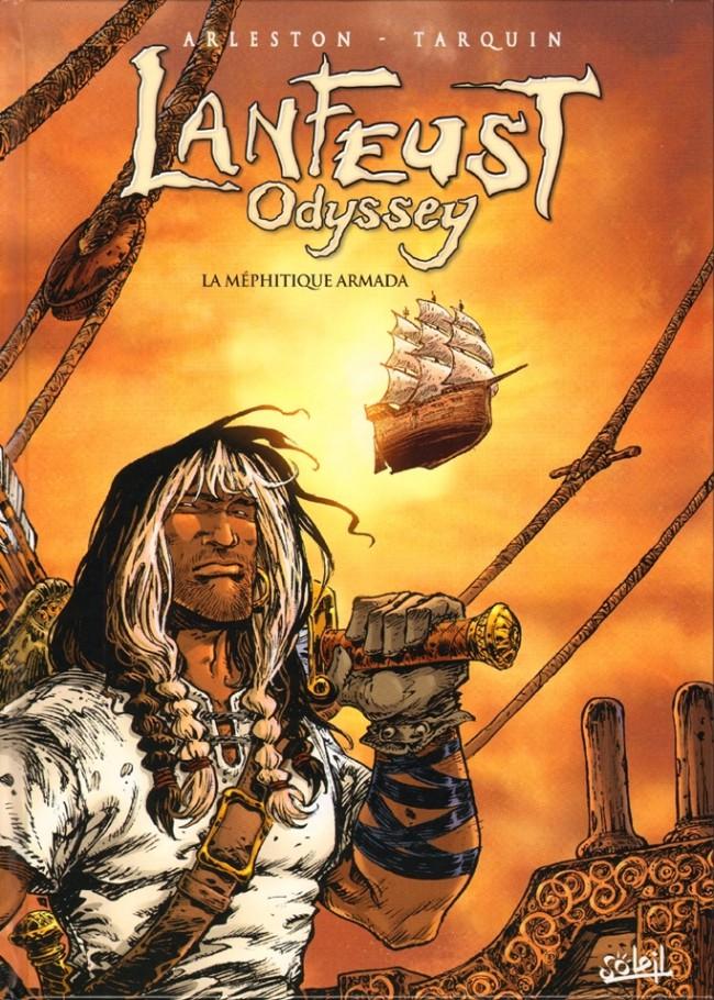 Couverture de Lanfeust Odyssey -7- La Méphitique Armada