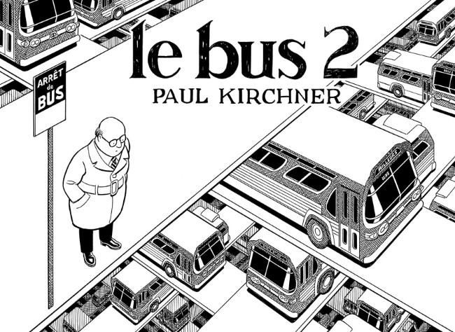 Couverture de Le bus -2- Le bus 2