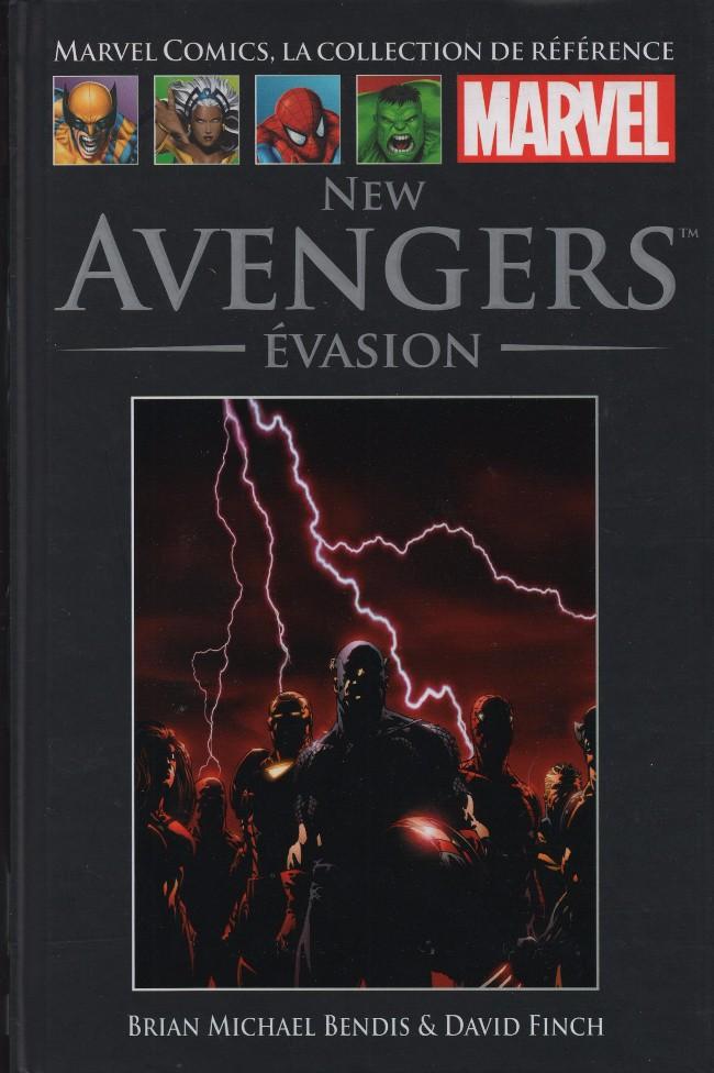 Couverture de Marvel Comics - La collection (Hachette) -4344- New Avengers - Évasion