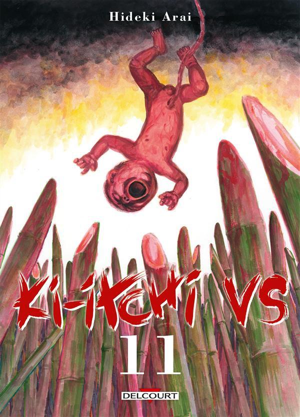 Couverture de Ki-itchi VS -11- Tome 11
