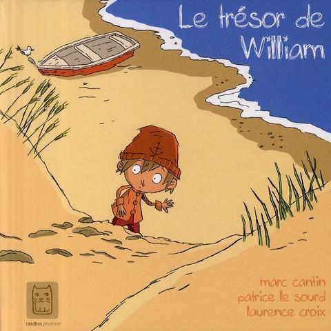Couverture de Le trésor de William