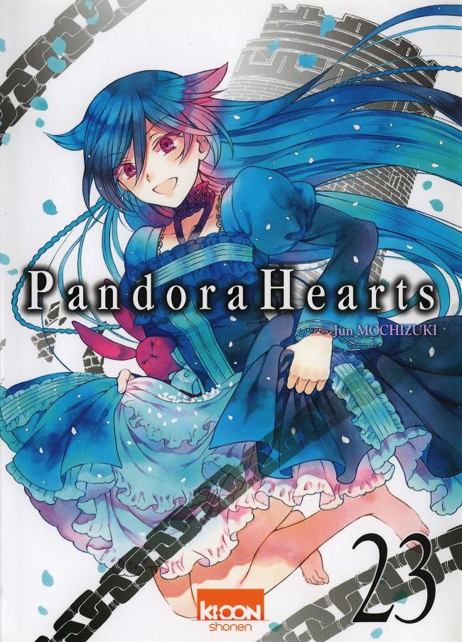 pandora hearts tome 19