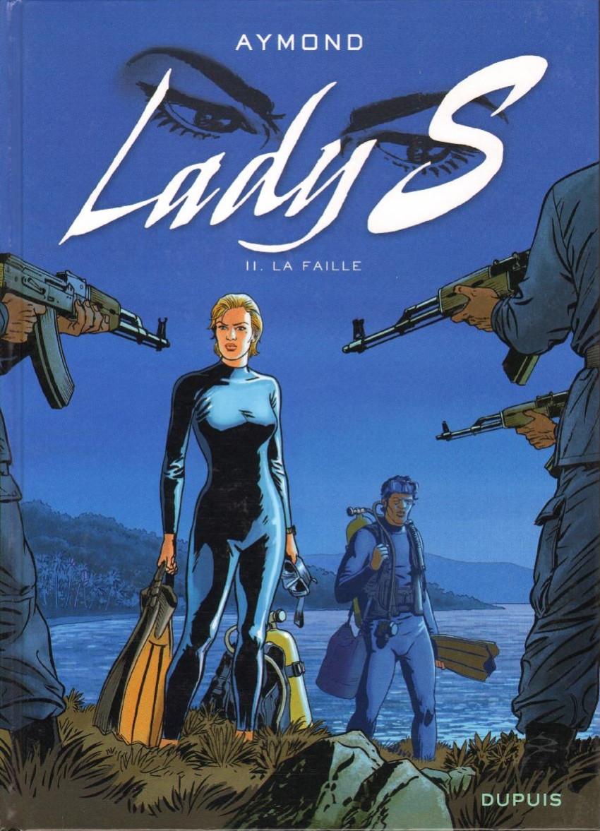 Couverture de Lady S. -11- La faille