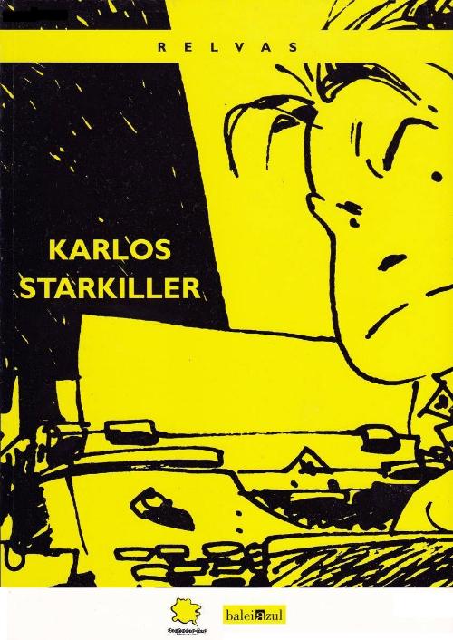 Couverture de Karlos Starkiller