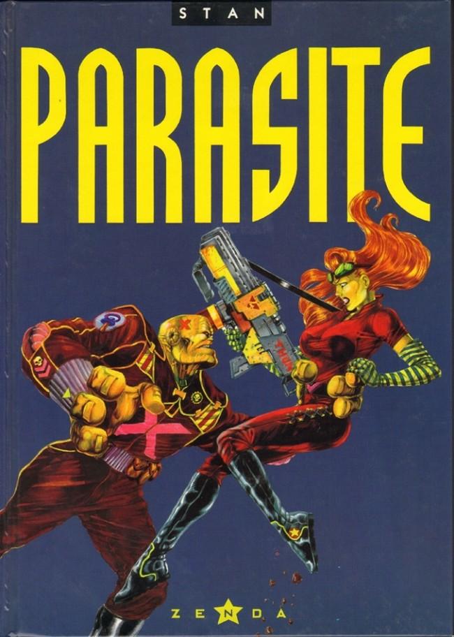 Couverture de Parasite (Stan) -1- Parasite