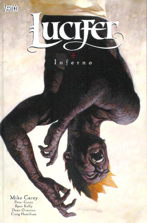 Couverture de Lucifer (2000) -INT05- Inferno