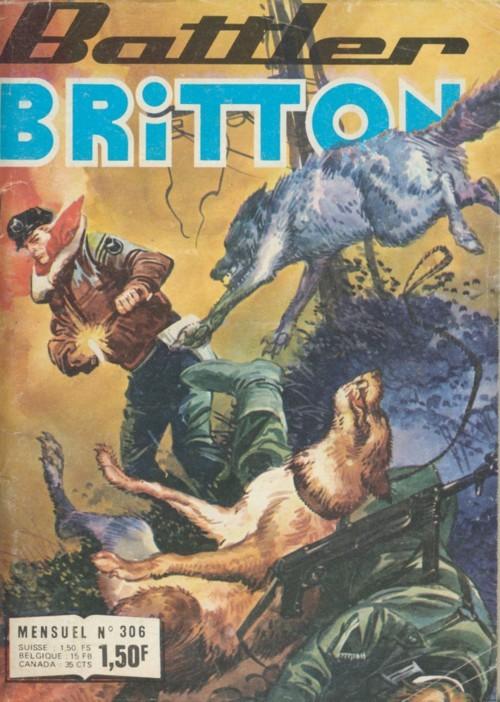 Couverture de Battler Britton (Imperia) -306- Porté manquant