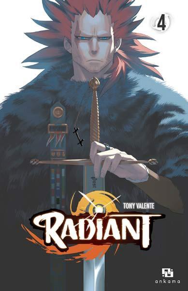 Couverture de Radiant -4- Tome 4