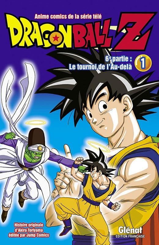 Couverture de Dragon Ball Z -26- 6e partie : Le tournoi de l'Au-delà 1