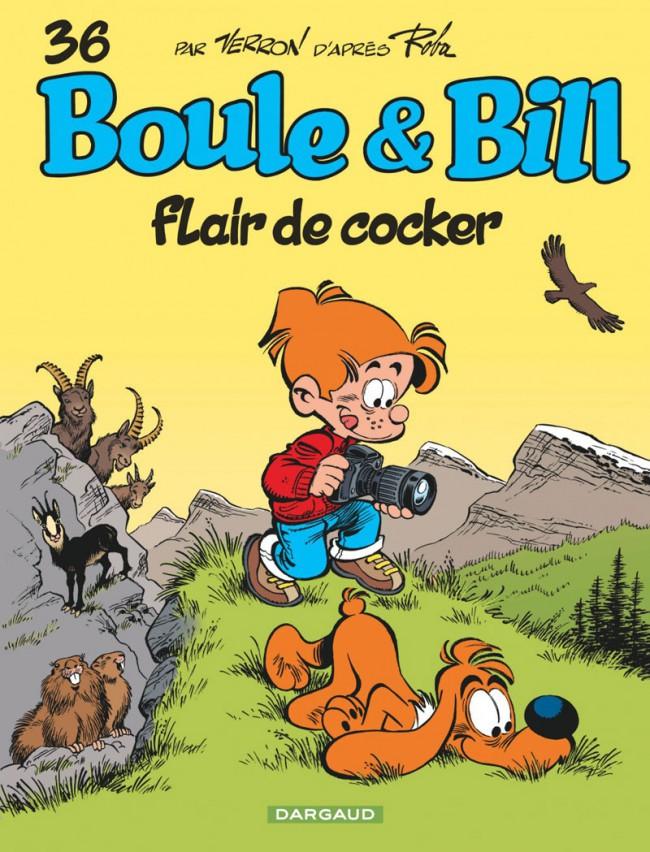 Couverture de Boule et Bill -02- (Édition actuelle) -36- Flair de cocker