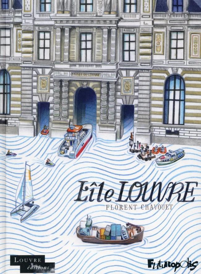 Couverture de L'Île Louvre - L'île Louvre